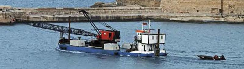 1968 WORK BOAT 34.50 m Only for Charter