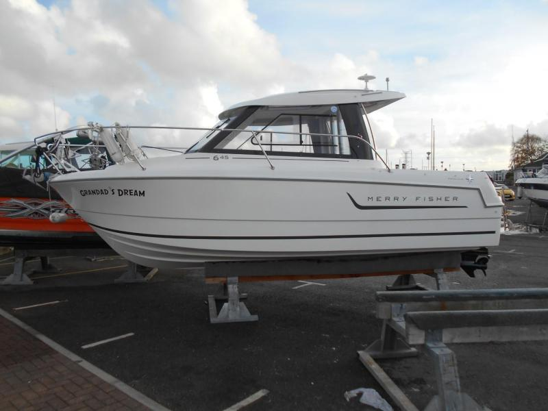 Jeanneau Merry Fisher 645 for sale UK, Jeanneau boats for sale