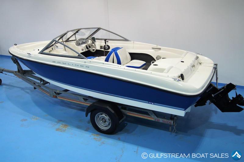 Bayliner 175 BR for sale UK, Bayliner boats for sale