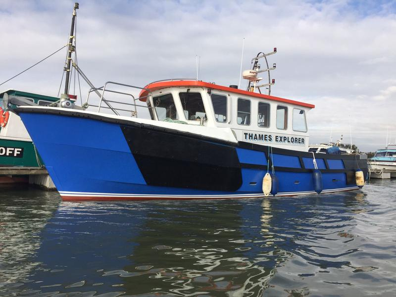 Ships for sale UK, used ship sales, work boats, ferries