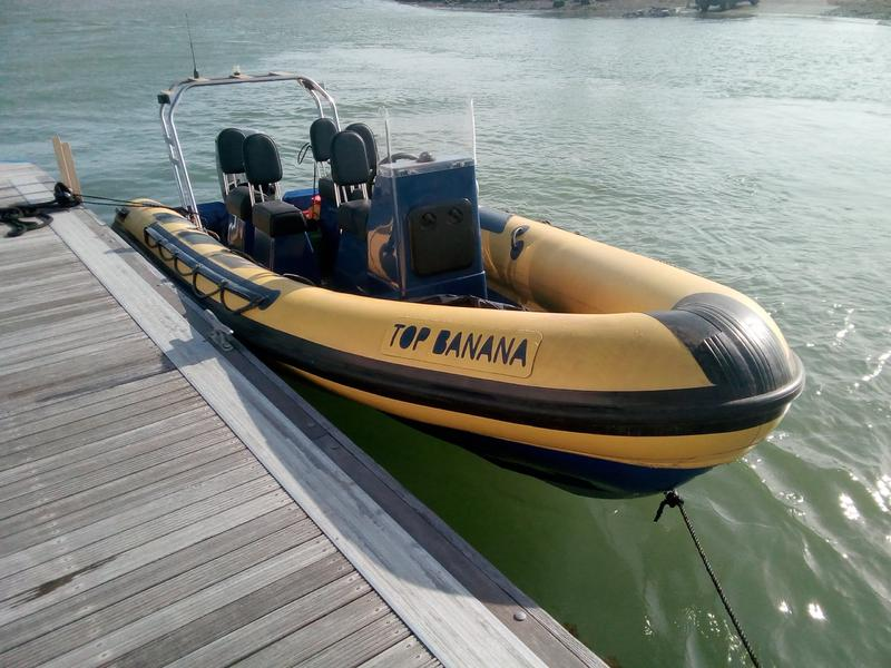 Osprey Ribs Viper 6 25 for sale UK, Osprey Ribs boats for