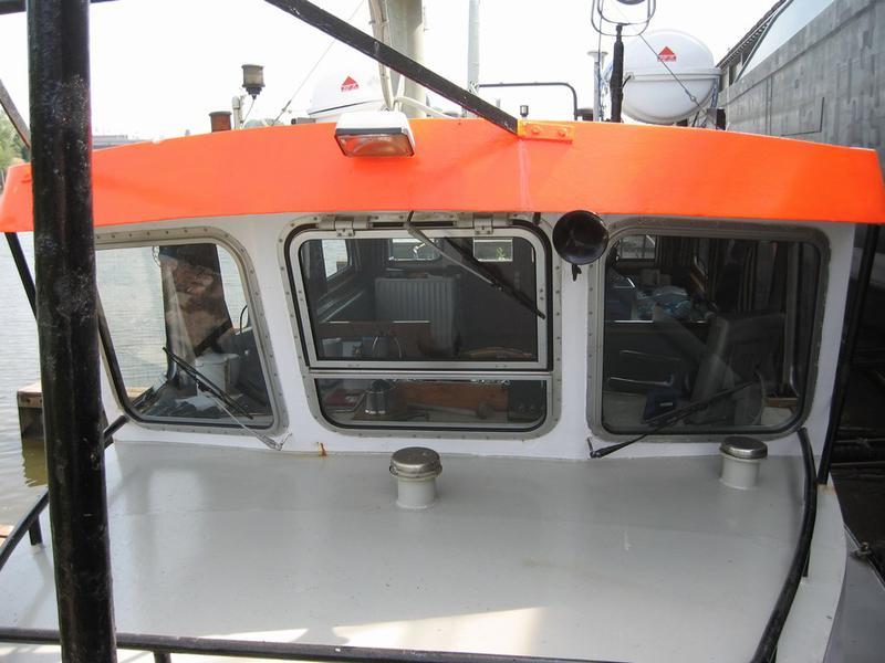 Survey / Crew Tender