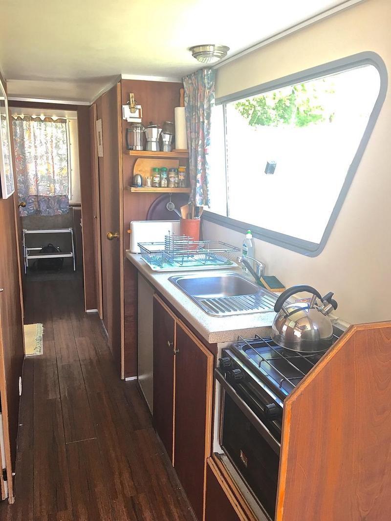 Espade Concept Fly Cruising Houseboat 11m50
