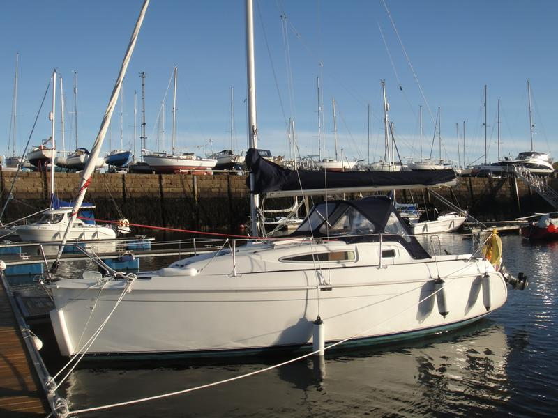 Highly specified Jeanneau Sun Odyssey 24 - REDUCING PRICE TILL SOLD