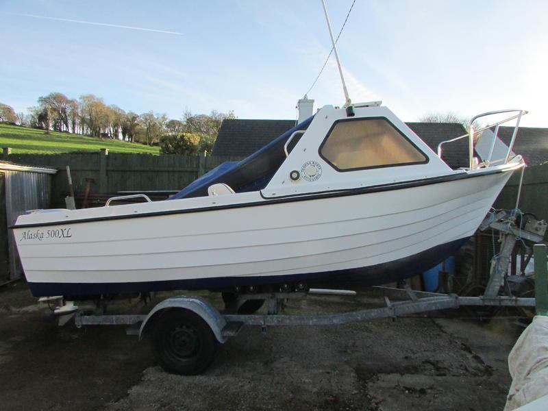 Seahog Alaska 500 for sale Ireland, Seahog boats for sale