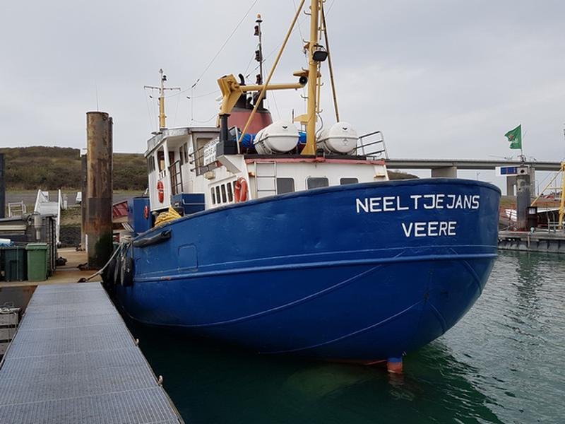 Unique multi functional boat