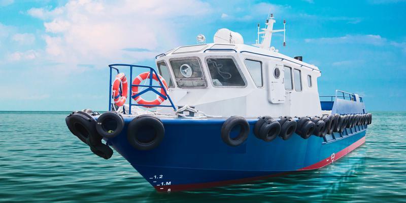 NEW BUILD - 18m Crew Boat