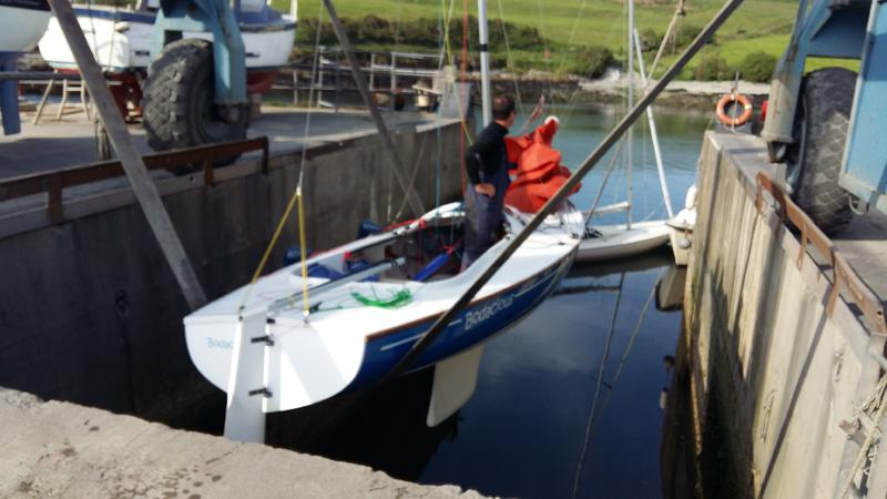 Squib Keelboat Bargain