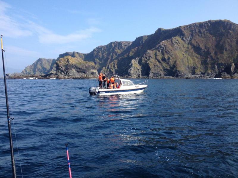 Havana 680 Fishing Boat