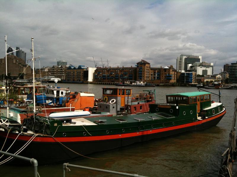Beautifully Refurbished Dutch Barge