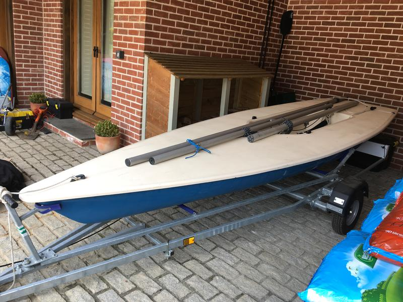 Laser Laser 1 for sale UK, Laser boats for sale, Laser used boat