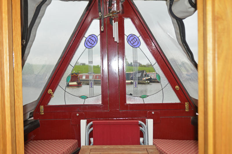 55ft Semi-Trad Stern Narrowboat