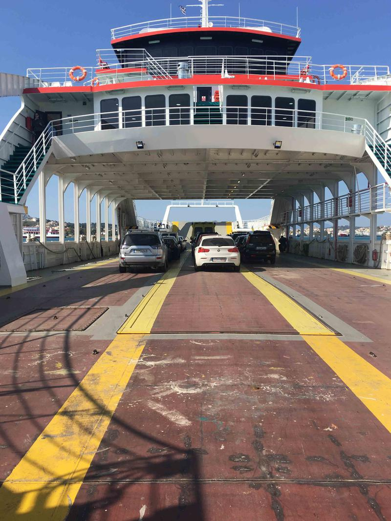 2018BLT DOUBLE END RO/PAX FERRY
