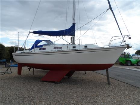 Westerly Konsort for sale West Sussex, Westerly boats for