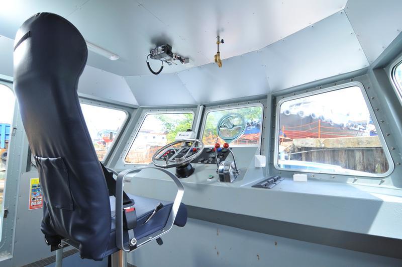 17.7mtr Crew Boat