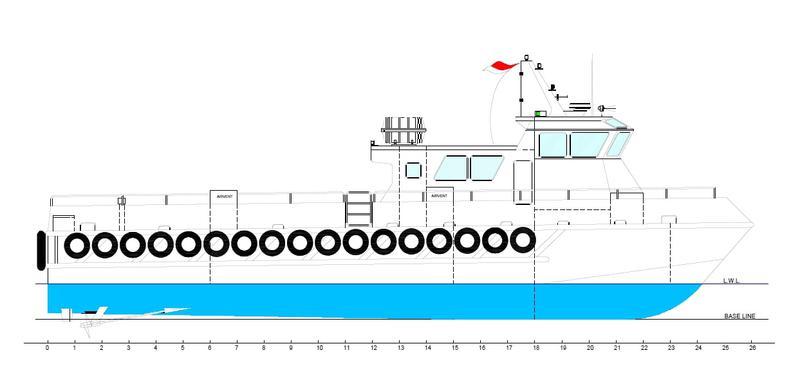 20mtr Crew / Supply