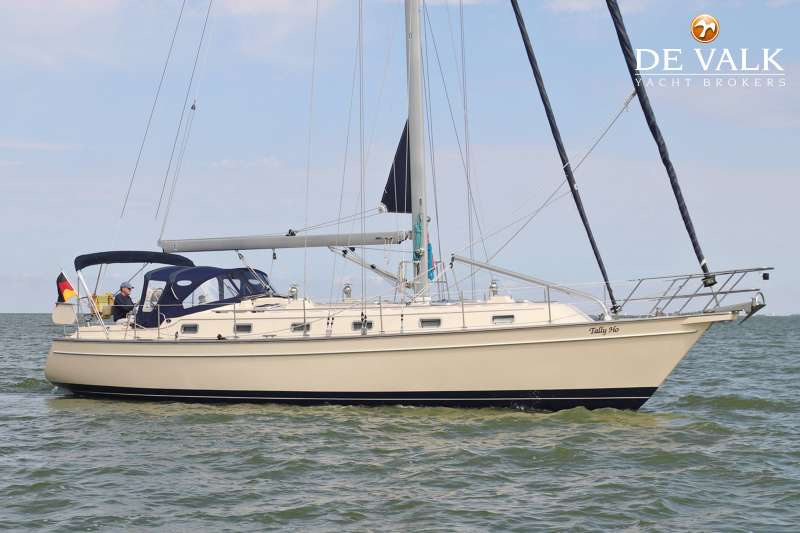 Island Packet IP440 for sale Netherlands, Island Packet