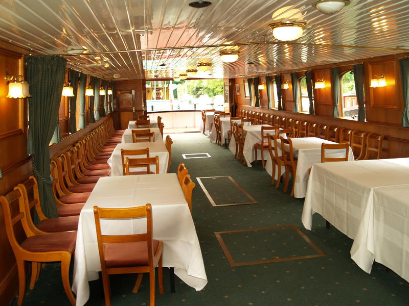 Event Boat & Hire Business In Berkshire