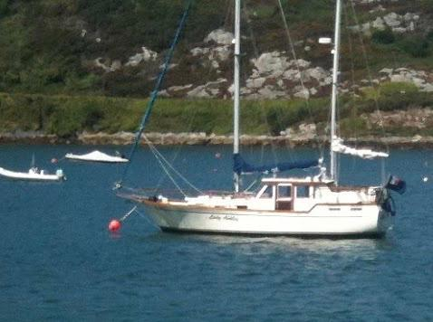 Nauticat 36 with aft cabin - Ready to Sail