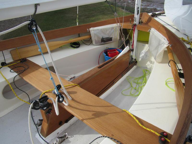 Lymington Pram Sailing Dinghy