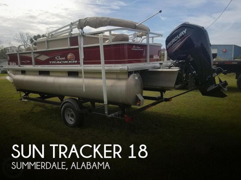 Sun Tracker 18 Bass Buggy for sale USA, Sun Tracker boats