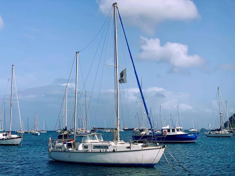 Amel Euros 39 for sale Grenada, Amel boats for sale, Amel