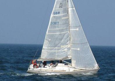 Dehler 36DB Yacht  with Wheel Steering  Price Reduced