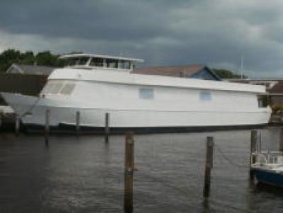Passenger boat HULL 34.0x6.5