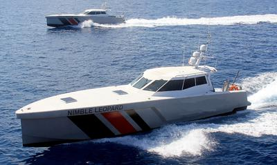 Advanced Long Range High Speed Composite Craft Latest Boats For Sale