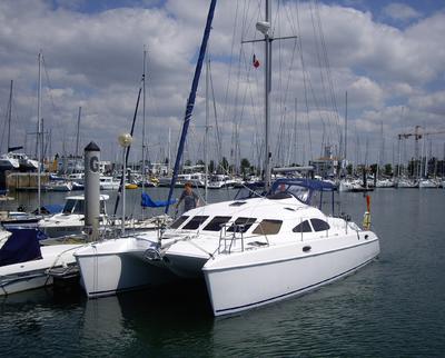 Broadblue Prout 38 Prestige Catamaran 2003