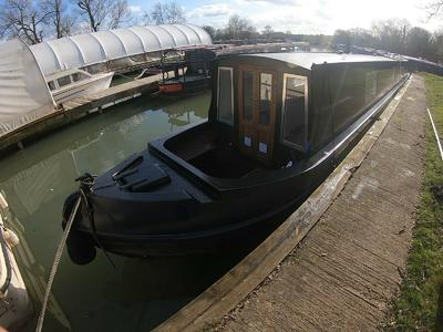 2010 Reeves Built 69ft Narrowboat (REDUCED)