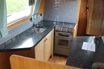 RECENTLY COMPLETED 57' NARROWBOAT