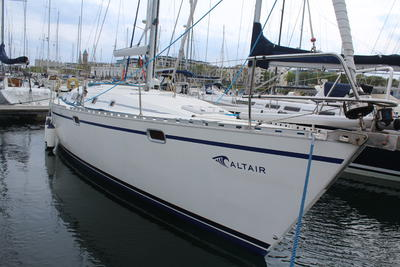 Gib'Sea 472 Year 1995, Very Good Condition, upgraded, 5 cabins.