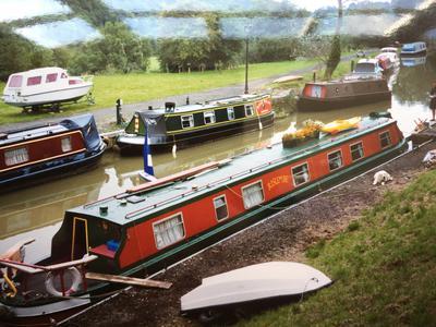 "62ft Narrowboat "" RIZUMBE """