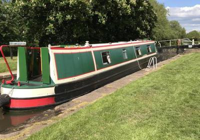 Camrose - 50' Semi Trad Narrow Boat