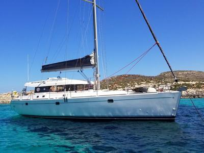 Dufour Atoll 6  Liveaboard   Charter Yacht