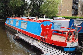 Valerie Anne - 2 + 2 berth narrow boat