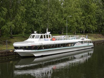 Aluminium passanger boat 30 knots