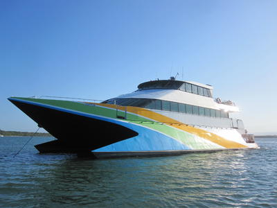 30M   260 Passenger Catamaran