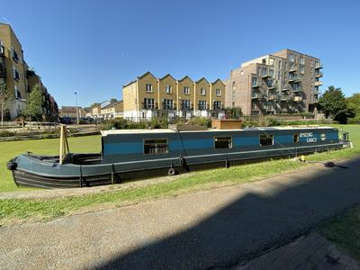 2015 London Stern Cruiser Narrowboat