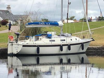 WESTERLY KONSORT - CAOL ILA of Largs