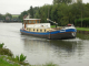 DUTCH MOTOR BARGE IN FRANCE