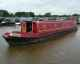 55ft narrowboat for rent London