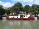 Euroclassic  barge. Péniche Euroclassic.