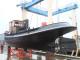 Beautiful model Tug, 5 berths, dry dock 2013