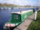47ft Traditional Stern Narrowboat