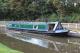 Graham Edgeson built narrowboat
