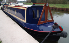 50ft Luxury Narrowboat