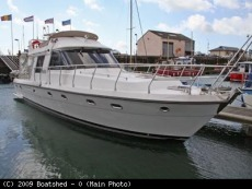 Riva Tek 44ft Flybridge Motor Yacht