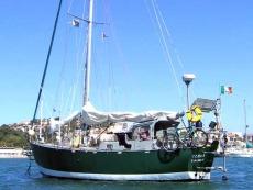 Steel Ebbtide 36 Ocean Cruising Yacht